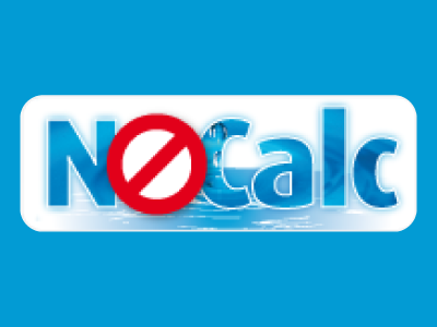 NoCalc logo