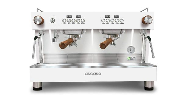 Ascaso BARISTA T ONE wit 2 group