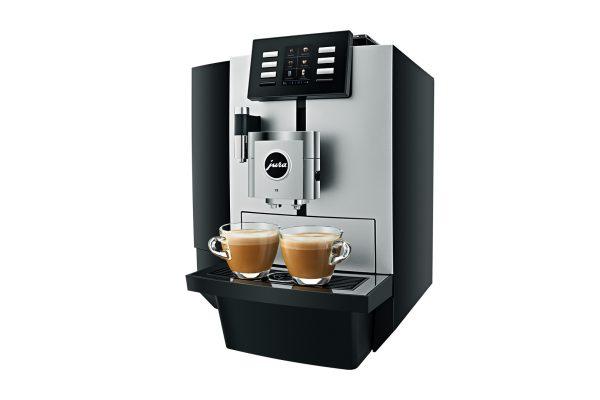 Jura x8 Platin koffiemachine